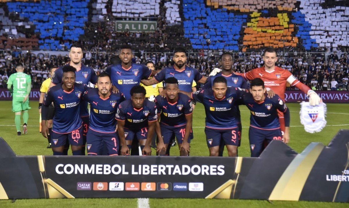 Liga de Quito clasificó a cuartos de la Commebol Libertadores