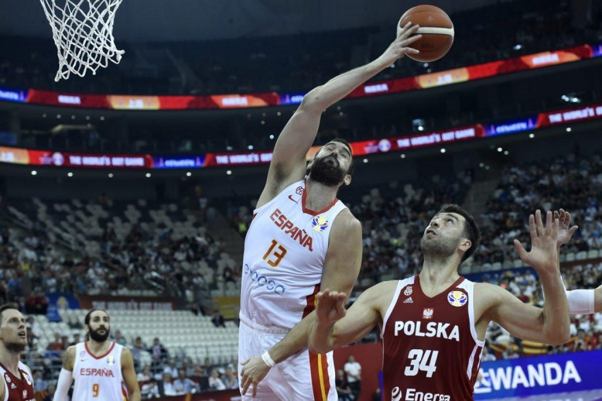España jugará las semifinales del Mundial de básquet tras ganar a Polonia