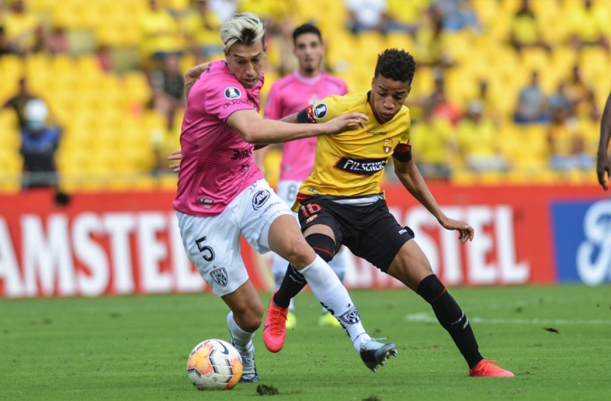 ¡GOLPE MONUMENTAL! Independiente del Valle derrotó 3x0 a Barcelona en Copa Libertadores