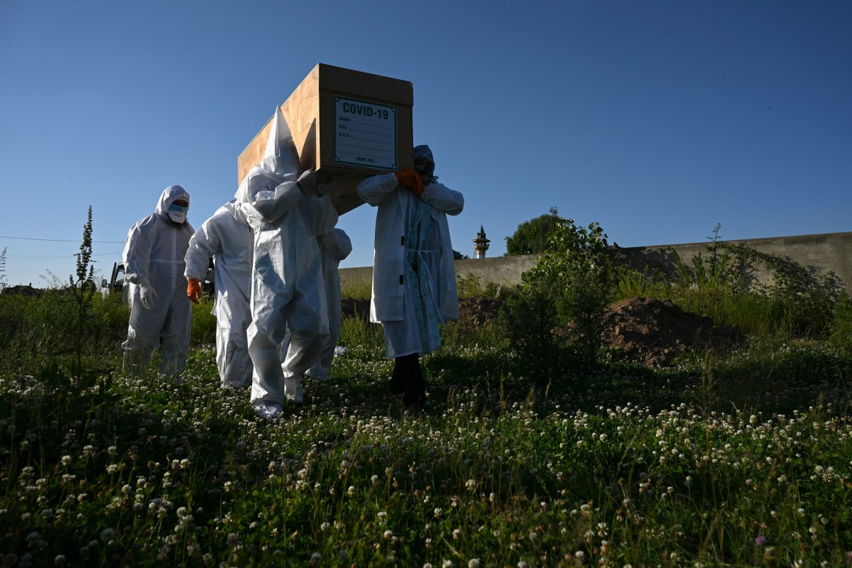 Más de 170.000 muertos por coronavirus en Europa