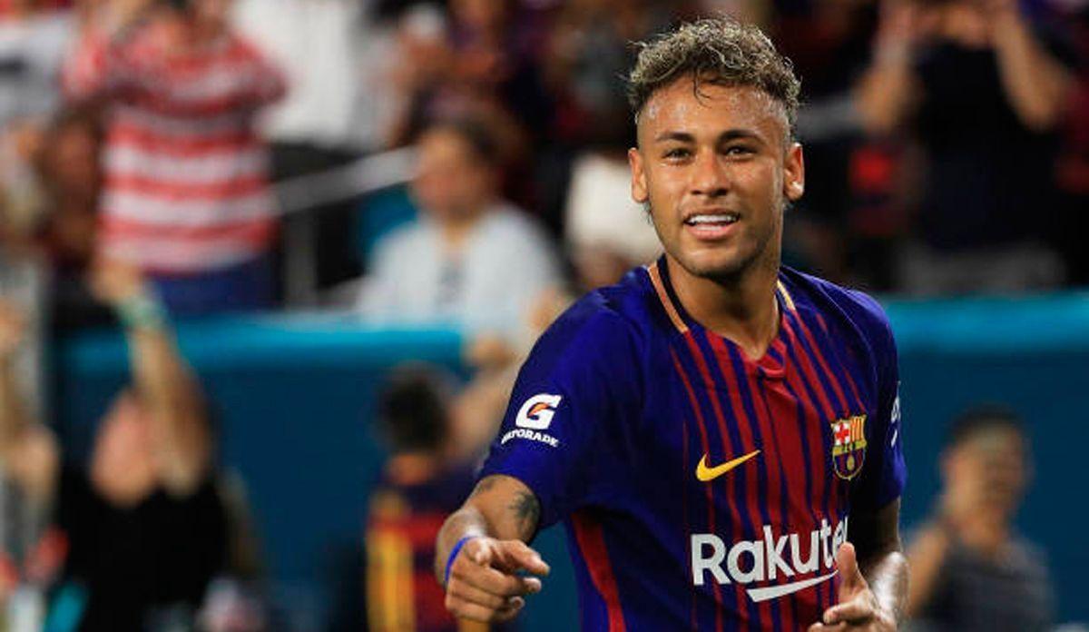 Eric Abidal confirmó a Neymar como un candidato a llegar en el 2020 al FC Barcelona