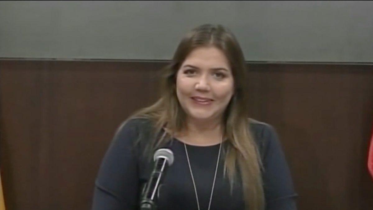 ¡ATENCIÓN! | Llaman a juicio a la exvicepresidenta Vicuña por el caso 'diezmos'