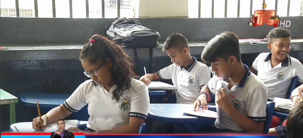 VIDEO | Inscripciones escolares en el régimen Costa abiertas