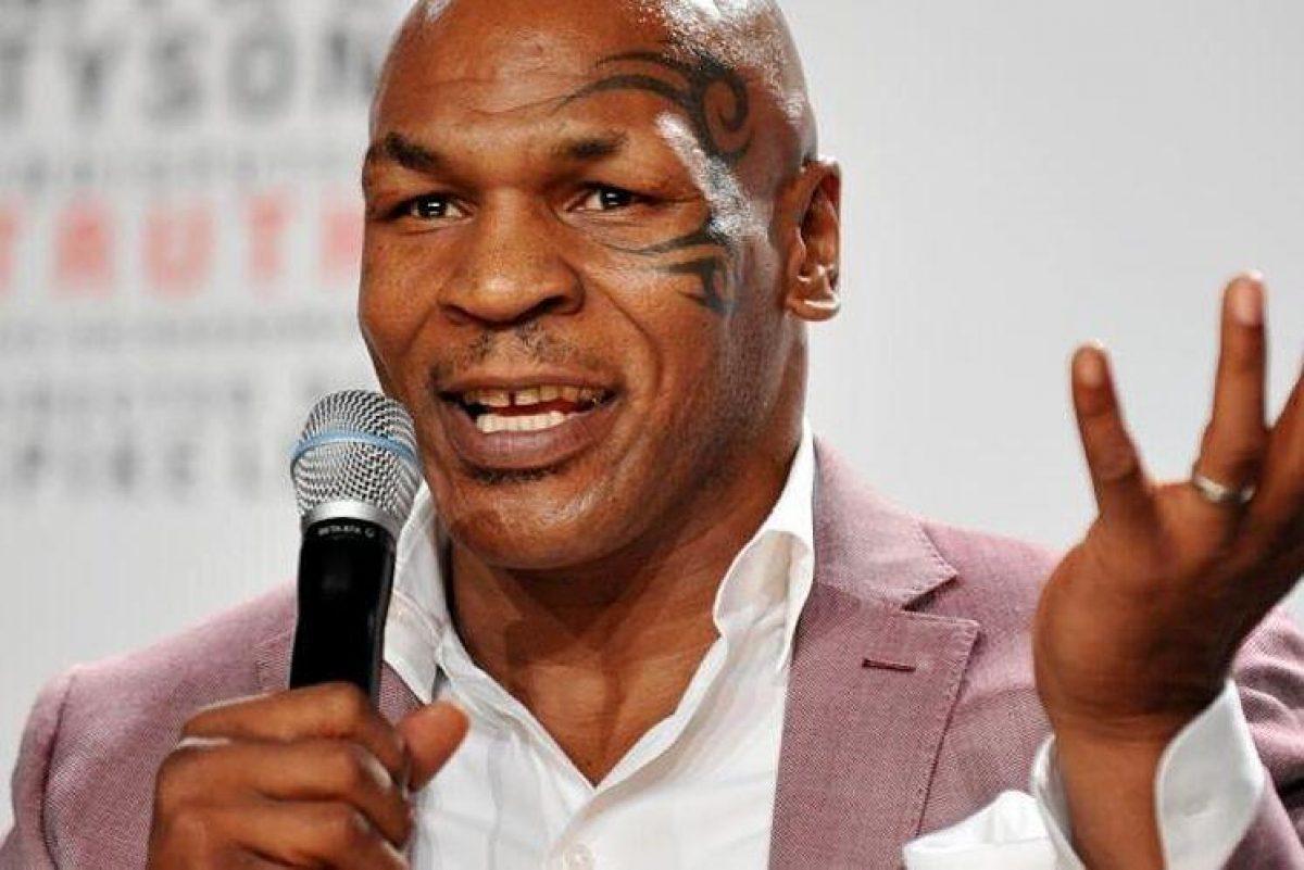 Mike Tyson recibió una oferta por más de 20 millones de dólares para regresar al cuadrilátero