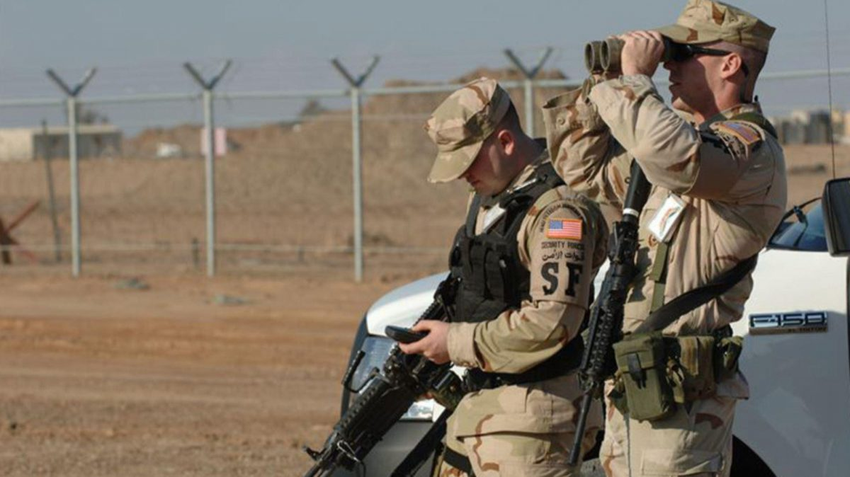 Reportan el impacto de un cohete cerca de una base militar iraquí con soldados de EE.UU.