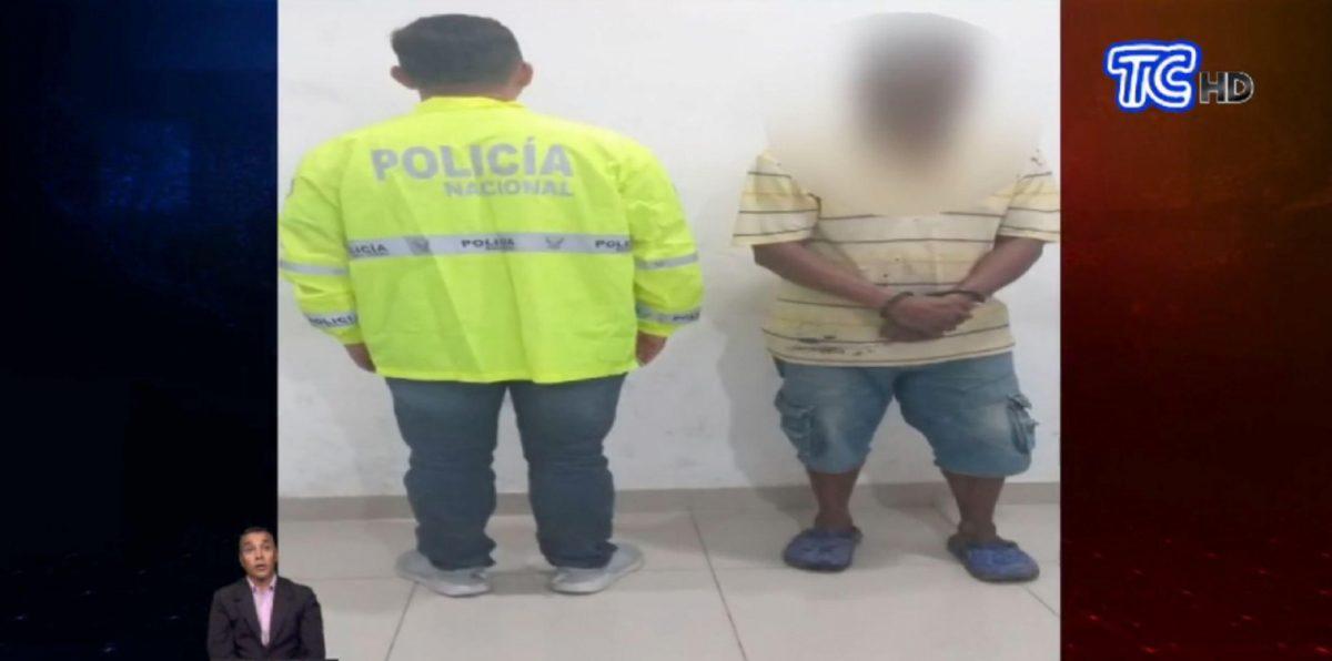 Policía aprehendió a sujeto implicado en la violación a menores