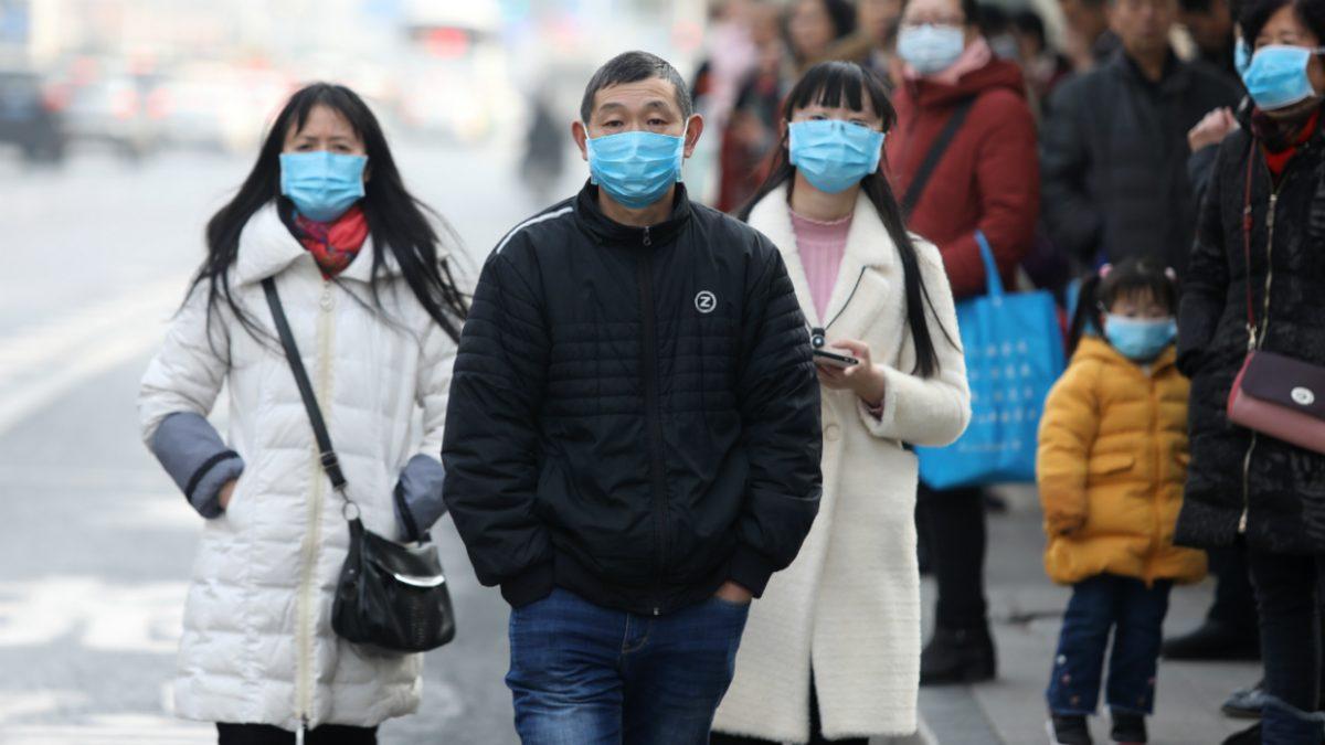 El coronavirus se extiende a Beijing y ya son 139 nuevos casos confirmados por China