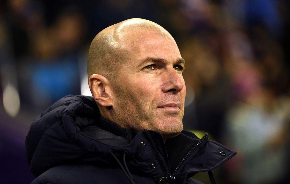 """""""Queremos cambiar la historia"""" en la Copa del Rey, dice Zinedine Zidane"""