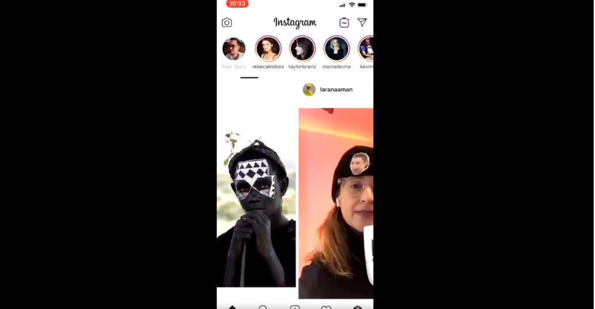 De vertical a horizontal: Instagram cambió durante unos minutos su interfaz y los usuarios enfurecieron