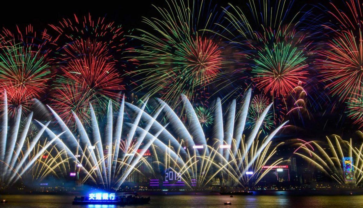 El mundo recibe así el Año Nuevo 2019   FOTOS Y VIDEO