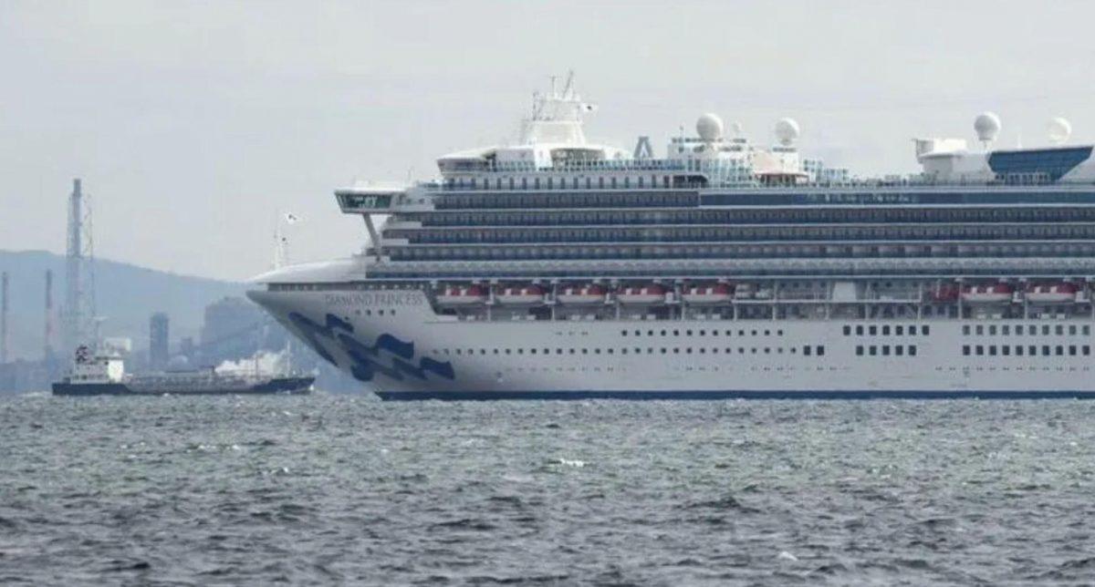 41 nuevos casos de contagio de coronavirus en el crucero retenido en Japón