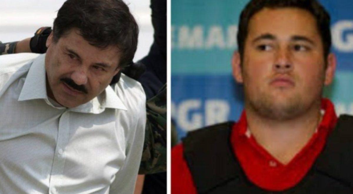 """El hijo de """"El Chapo"""" vivió en Colombia protegido por exsicarios de Pablo Escobar"""