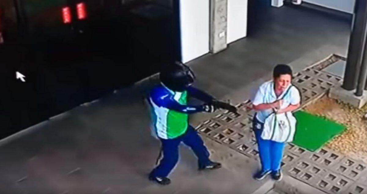 COSTA RICA: guardia de seguridad frustró robo en agencia bancaria, 3 ladrones murieron