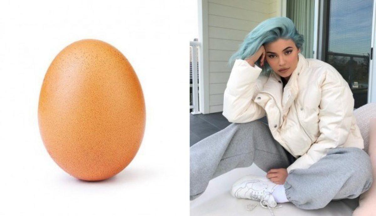 VIDEO   Kylie Jenner reaccionó así tras perder su récord de Instagram por un huevo