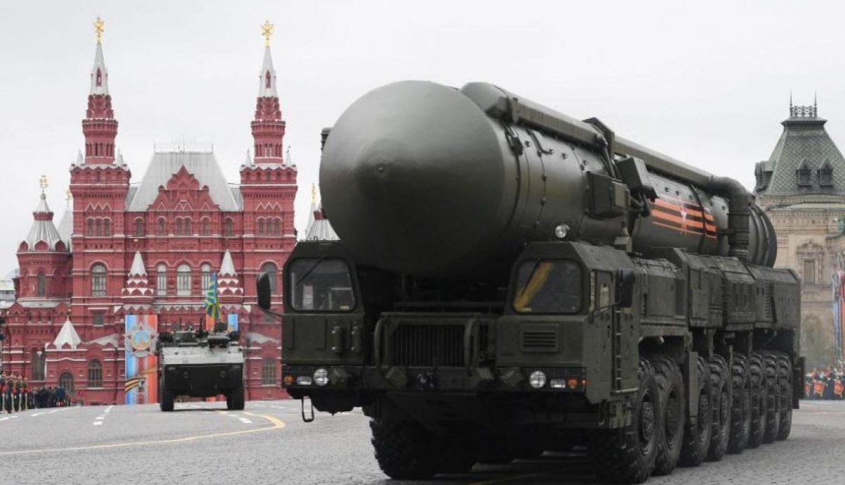 Estados Unidos anunció su retiro del tratado nuclear con Rusia
