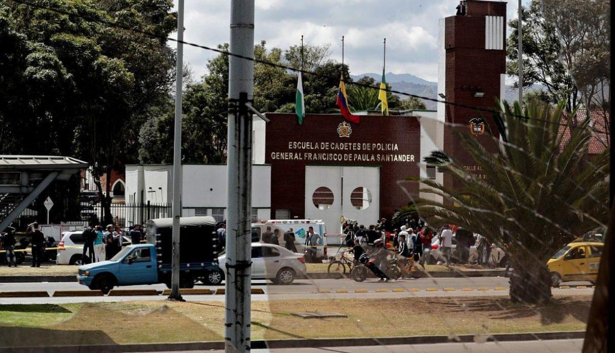 Colombia confirmó que el atentado en Bogotá fue perpetrado por el ELN