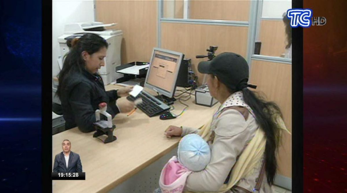 Cédulas de identidad caducadas tendrán validez tres meses más