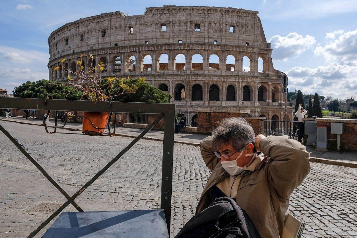 Italia: 3.000 infectados  y el número de fallecidos aumenta a 1.441 en las últimas 24 horas