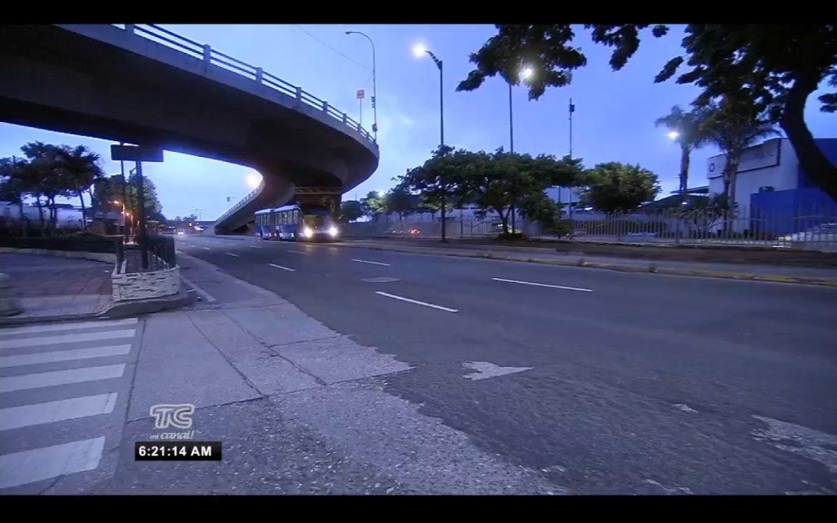 EN VIVO |Así luce Guayaquil tras anuncio de toque de queda. ¿Hay gente en la calle?