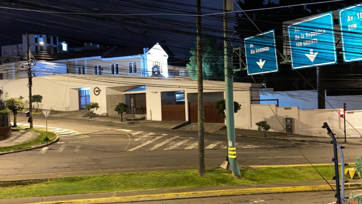 EN VIVO | Toque de queda a nivel nacional ¿cómo están las calles de Quito?