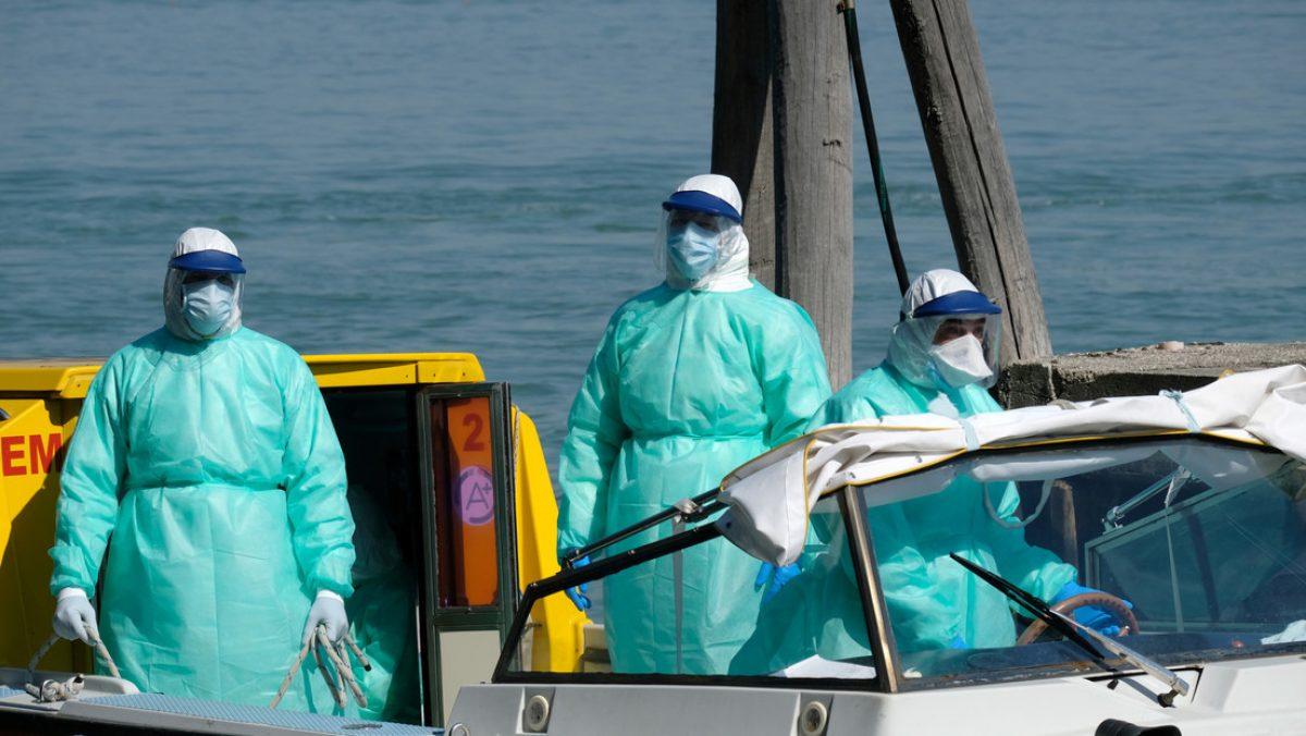 Italia registra el número más bajo de muertes por el covid-19 en tres semanas con 431 fallecidos en 24 horas