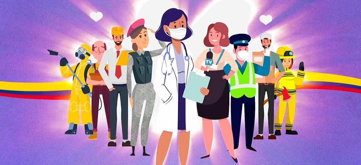 VIDEO: ¿Sabes de alguien que merezca aplausos por su labor en esta emergencia sanitaria? Así le puedes rendir homenaje