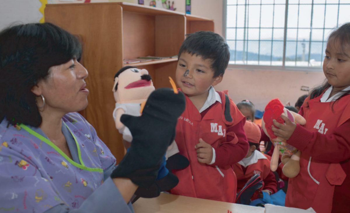 El Gobierno Nacional fomenta la inclusión en el sistema educativo del país