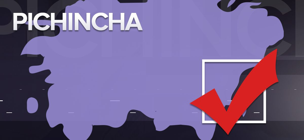 Conozca los candidatos a la Prefectura de Pichincha