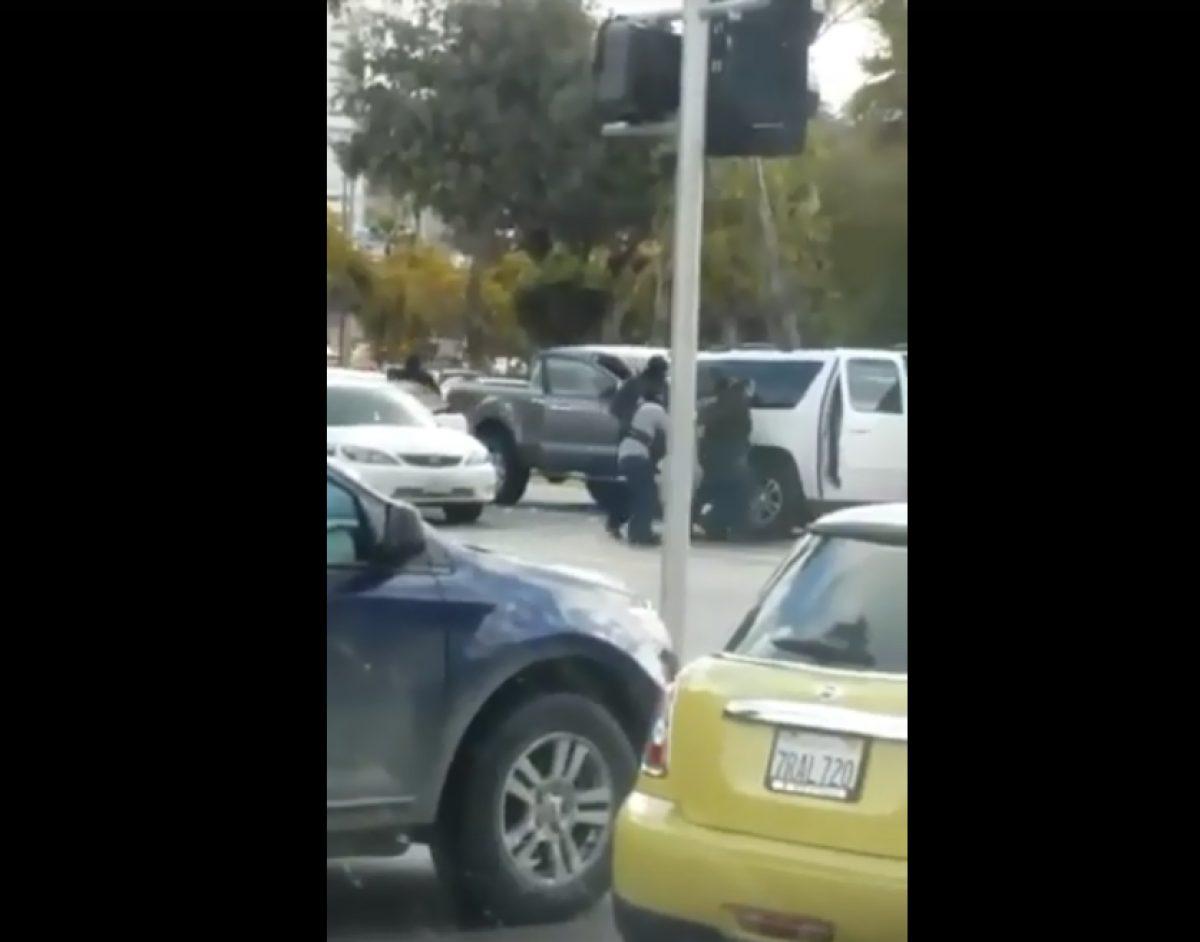 VIDEO l Secuestran a 2 hijos de exoperador del Cártel Arellano Félix en Tijuana