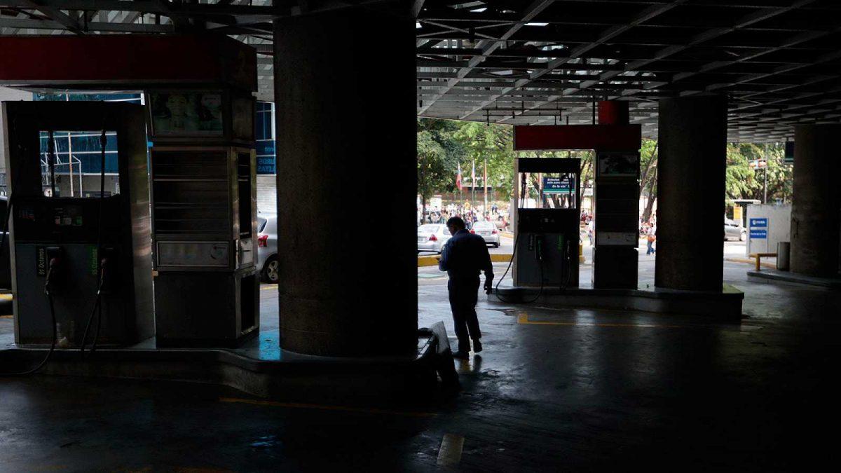 FOTOS: segundo apagón masivo de Venezuela en menos de un mes