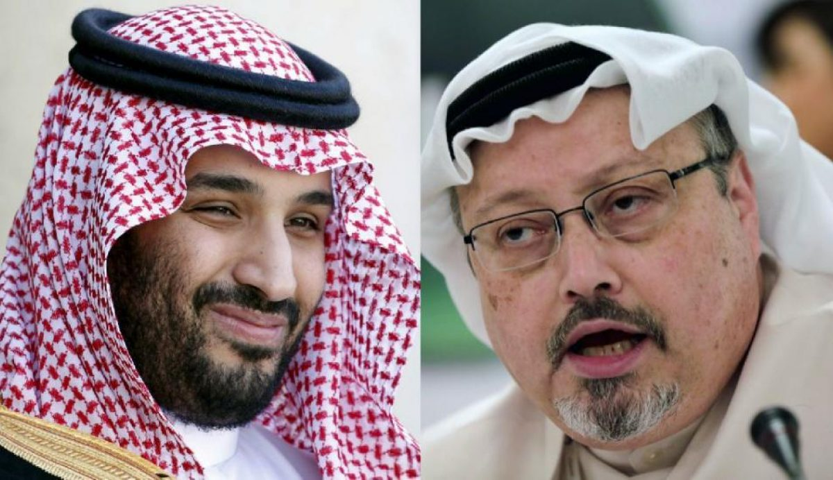 Un audio del asesinato de Jamal Khashoggi podría comprometer al príncipe