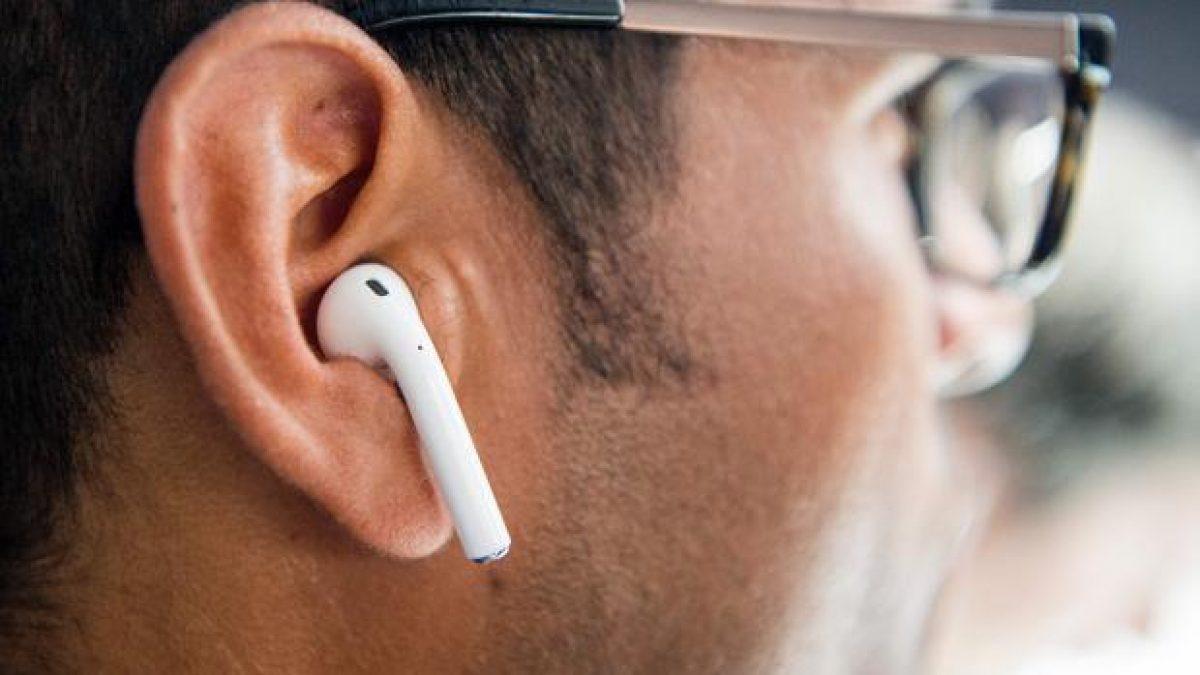 Los 'AirPods' de Apple son potencialmente peligrosos para los oídos