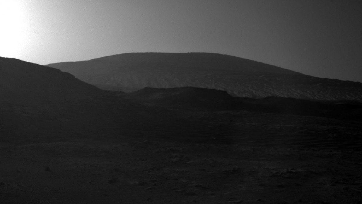 VIDEO | La NASA muestra cómo es el amanecer en Marte