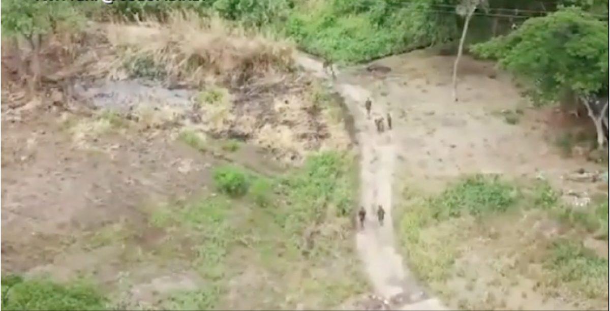 El gobierno de Duque reveló imágenes que prueban que el régimen de Maduro volvió a violar su territorio y secuestró a un colombiano