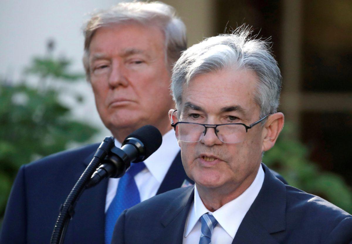 La guerra 'Donald Trump vs. Jay Powell' se libra en nuevos frentes