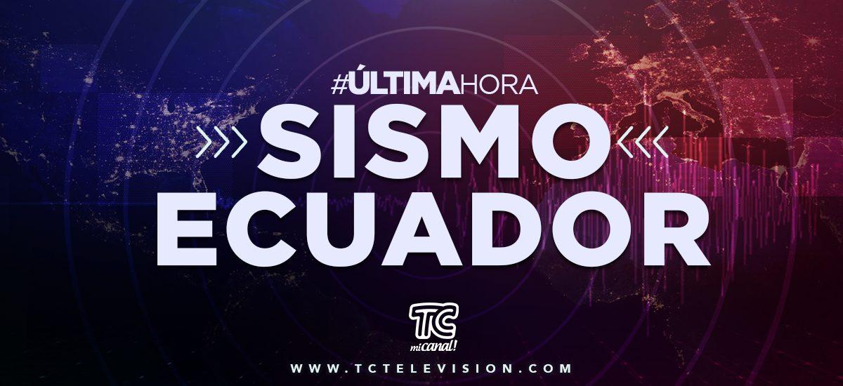 ATENCIÓN | Sismo de 3.98 se sintió en Quevedo, Los Ríos