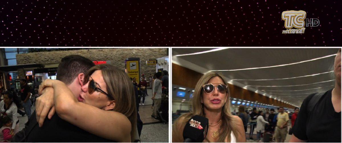 Jennifer Lopez y Alex Rodriguez comparten sus experiencias del reto.