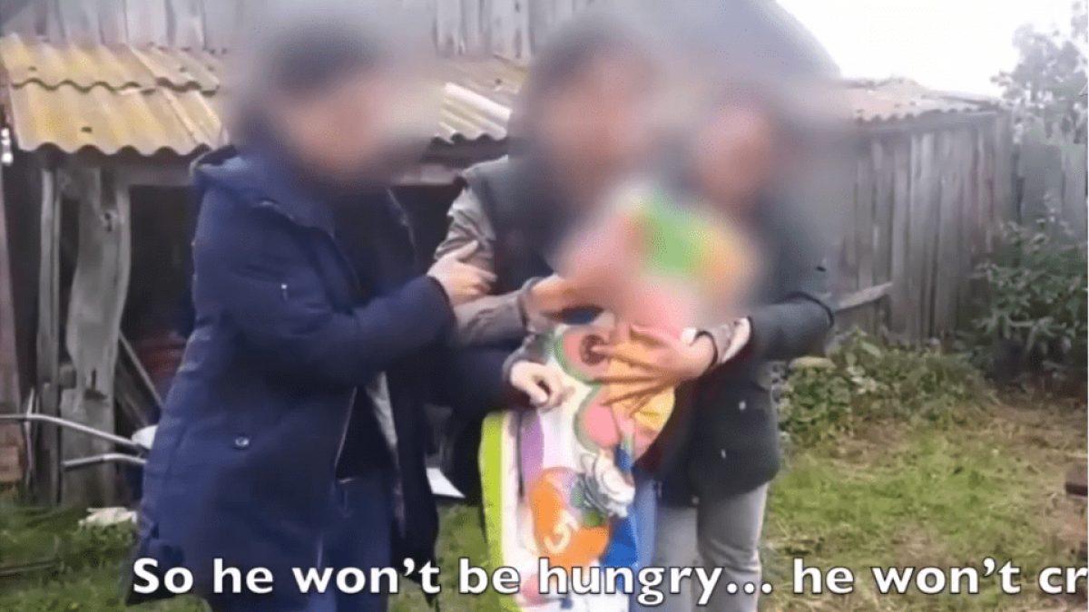 Mató a su bebé porque 'no tenía para alimentarlo'