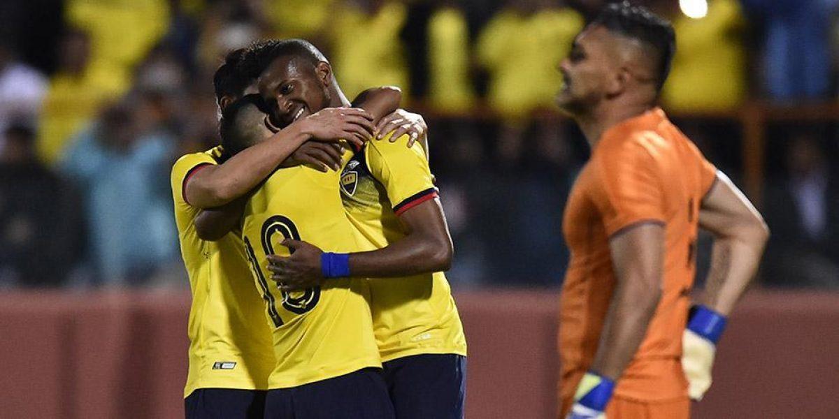 FEF anuncia partidos amistosos para Ecuador en fecha FIFA de Octubre