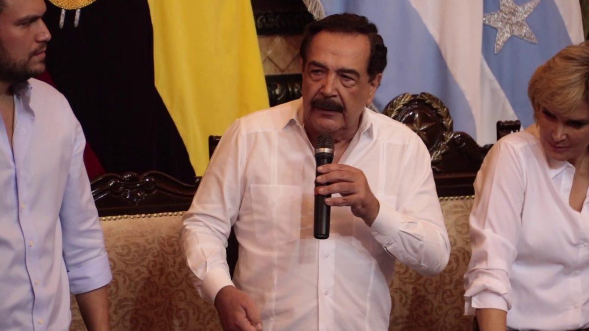 VIDEO | Jaime Nebot, hizo un llamado a defender unidos la democracia en Ecuador