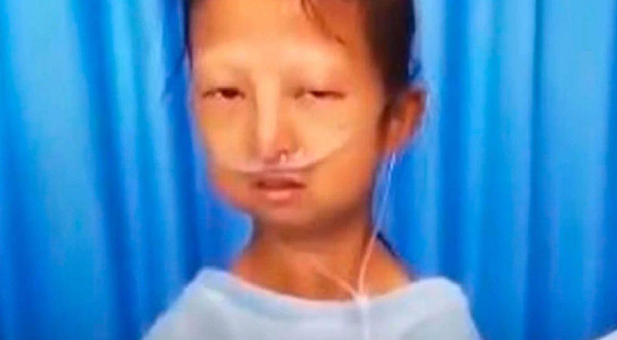 Indignación en China: La historia de una joven que vivió 5 años a base de arroz