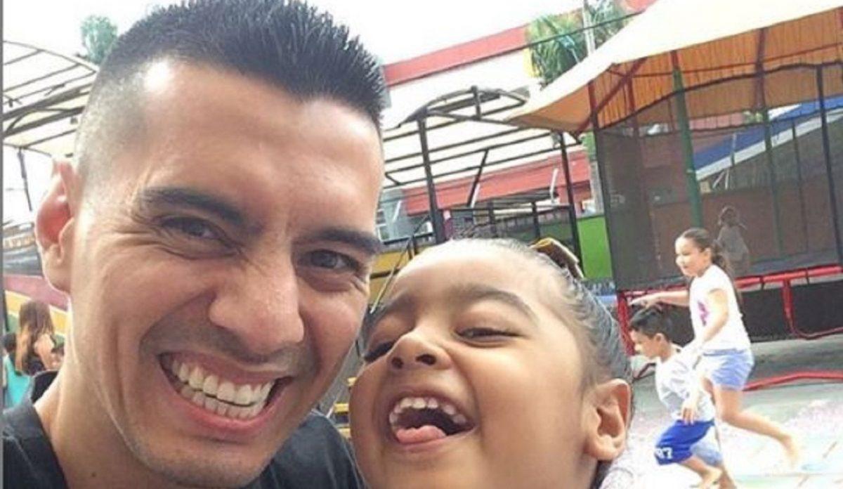 Exfutbolista perdió a su hija horas antes de Año Nuevo