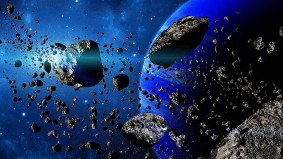 Un asteroide del tamaño del Big Ben pasó por la Tierra a 48.000 km/h