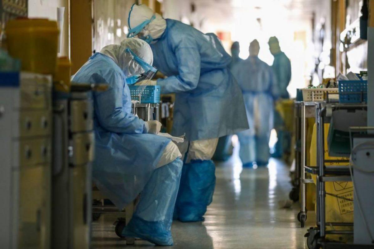 """El coronavirus mató en Italia a más de 100 médicos: """"Es una tragedia"""""""