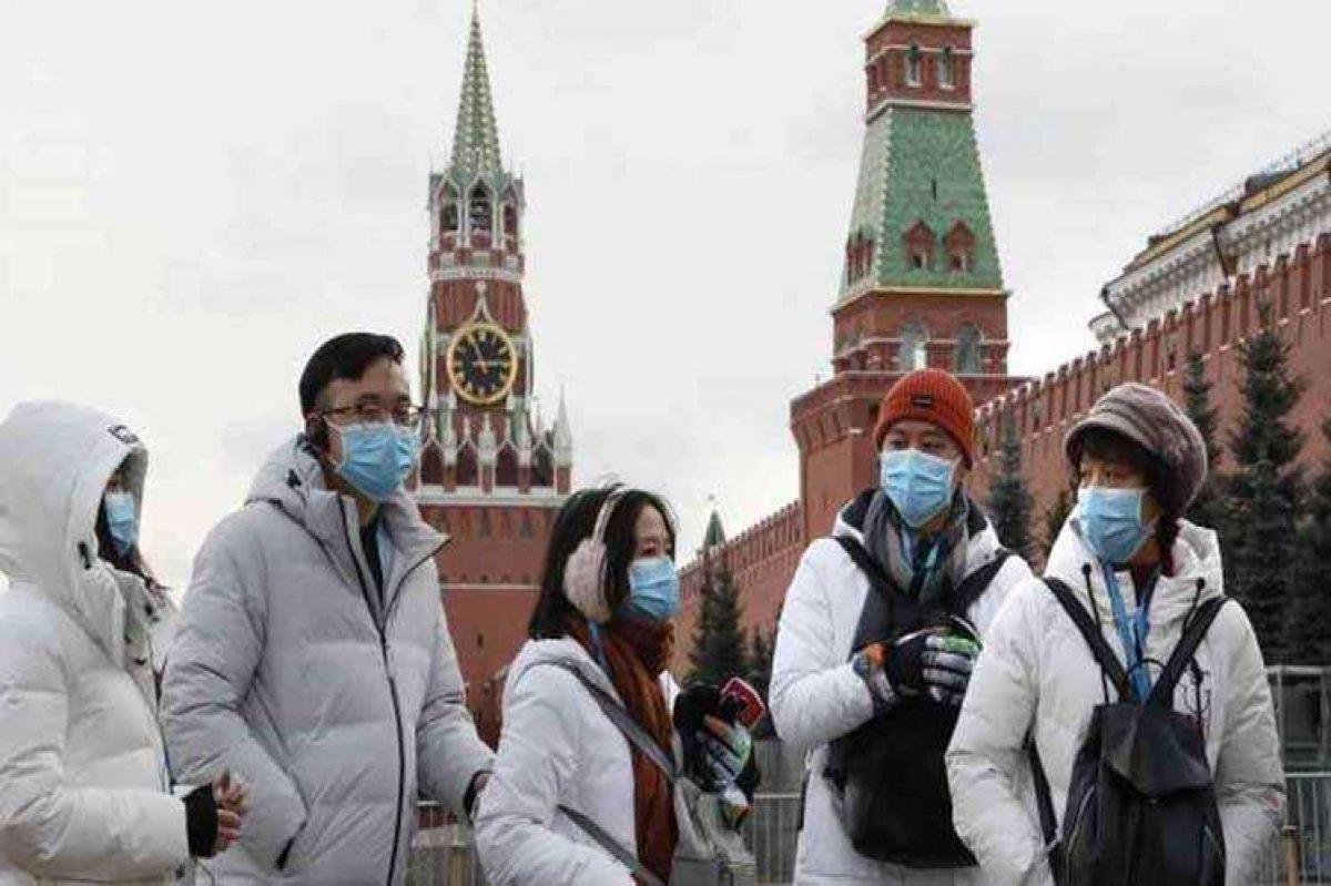 "En Rusia: declaran ""estado de alerta"" por temor a propagación de coronavirus"