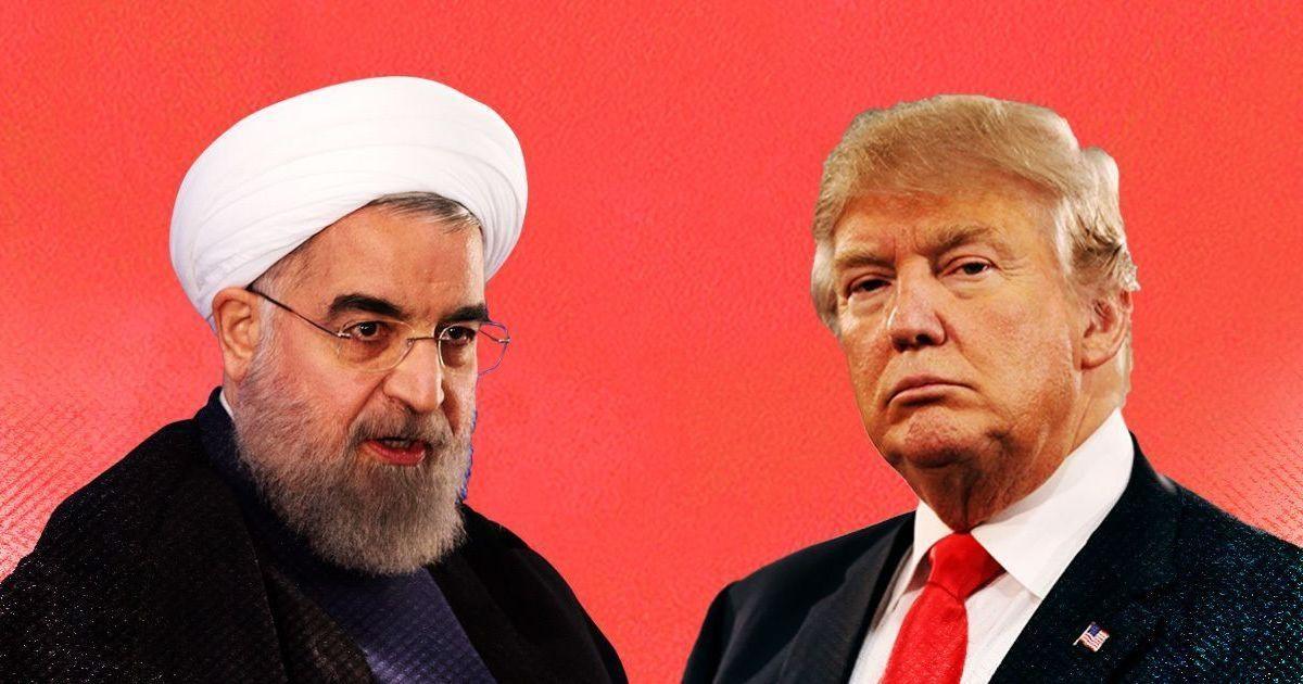 """Donald Trump: """"¡Irán cometió un error muy grande!"""""""