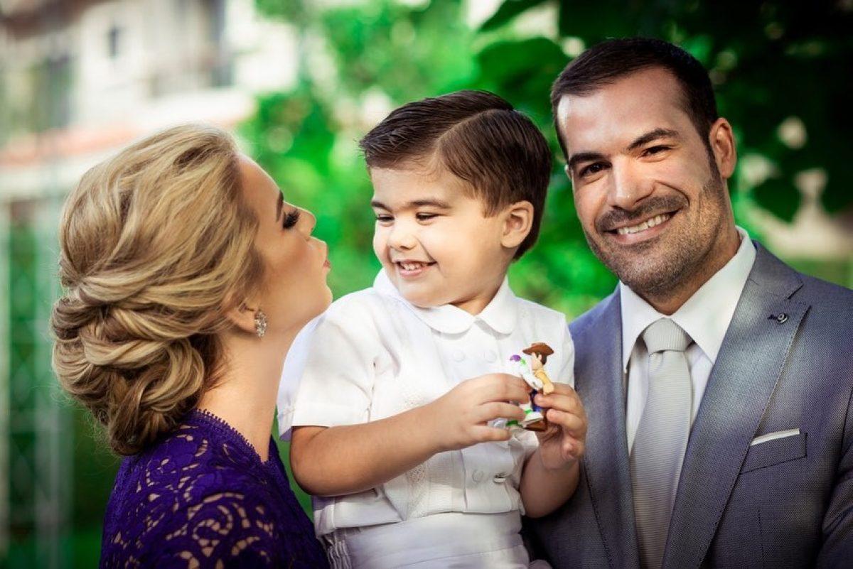 DE ÚLTIMA HORA |Hijo menor de Carolina Jaume sufre accidente en casa. ¿Cómo se encuentra?