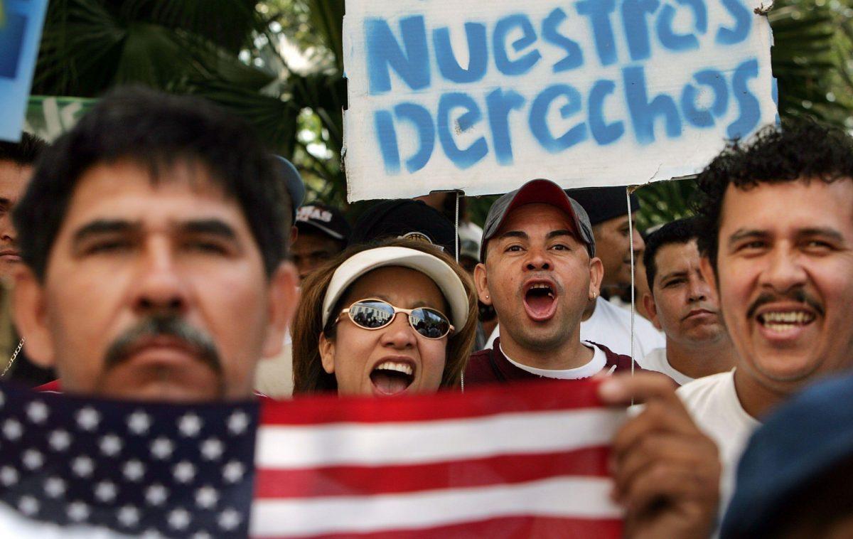 Los latinos se convertirán en la minoría racial más numerosa de EE.UU. en las elecciones del 2020