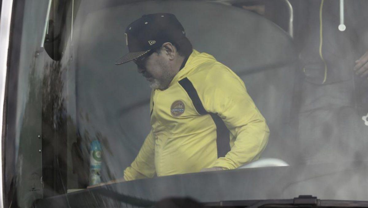 """Maradona critica a la Conmebol: """"Son la lacra del fútbol"""""""