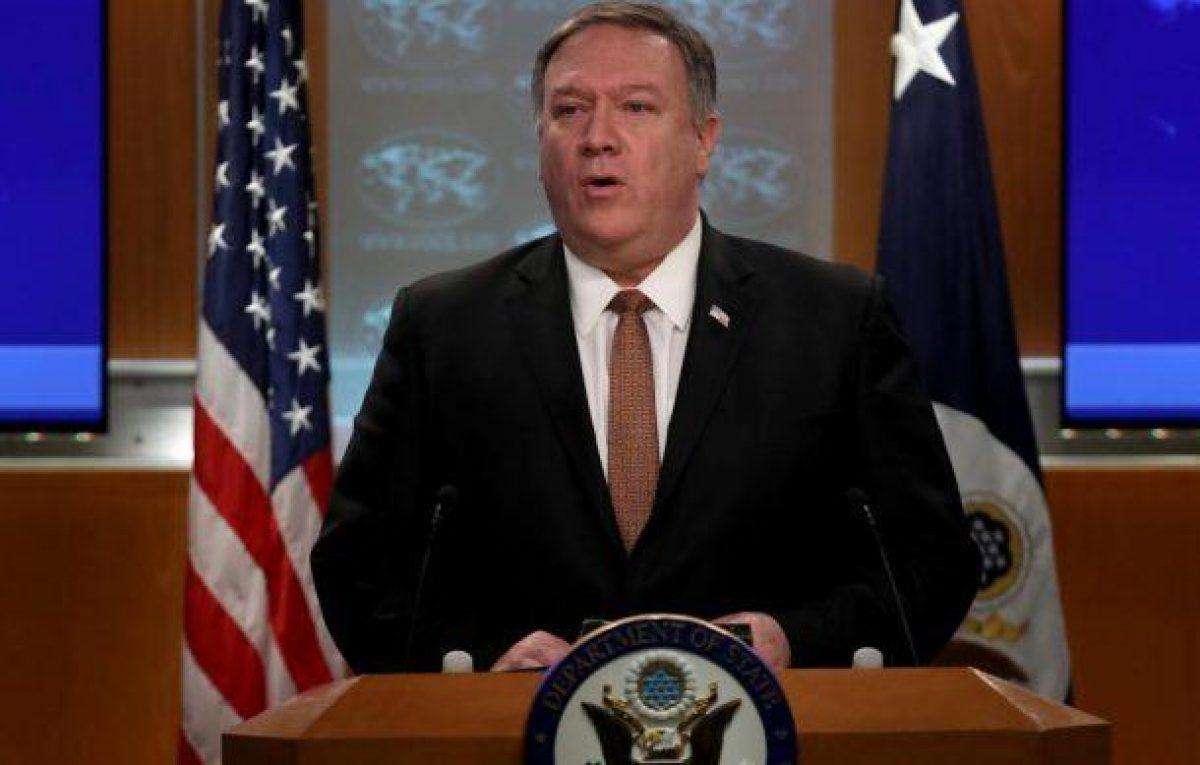 EE.UU. acusa a China de usar la muerte de Floyd con fines de propaganda